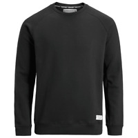 Bjorn Borg Mens BB Core Brushed Fleece Raglan Sleeve Sweater 56% OFF RRP