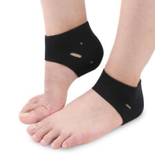 1 Pair Ankle Support Foot Guard Pads Breathable Hole Elastic Brace Protectors