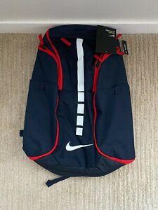 Nike Hoops Elite Pro Backpack Laptop Bag Blue NWT