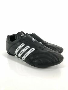Adidas Taekwondo Shoes Martial Arts Shoes BLACK MMA Striking size US 6