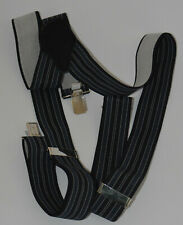 Blue Clip braces mens adjustable