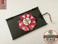AMD Firepro W4100 GDDR5 video card Fan PLA05010B12M-2 DC 12V 0.2A 2-Pin
