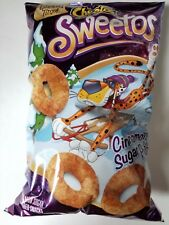 NEW CHEETOS SWEETOS CINNAMON FLAVOR SUGAR PUFFS FREE WORLDWIDE SHIPPING