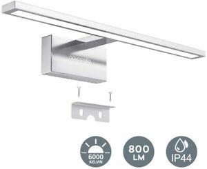 LED Spiegelleuchte 10w Bad Schminklicht Beleuchtung Aufbaulampe Wandleuchte IP44