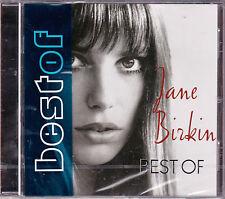 CD 23T JANE BIRKIN BEST OF 2004 feat SERGE GAINSBOURG NEUF SCELLE