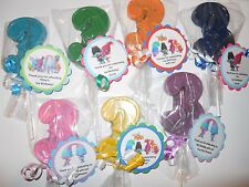 12 Dreamworks Trolls Themed Gourmet 3rd Birthday Party Favors with custom tags