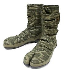 NEW Tabi Shoes Boots Camouflage 24.5-28cm With Tracking FREE SHIPPING