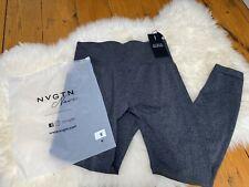NVGTN Black Speckled NV Seamless Leggings Medium BNWT