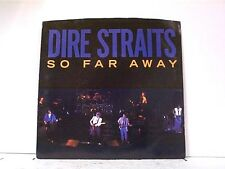 "DIRE STRAITS ""SO FAR AWAY / IF I HAD YOU"" 45w/PS MINT"