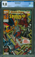 Spider-Man #35 9.8 CGC White Pages Venom Maximum Carnage Marvel Comics 1993
