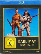 Deluxe Edition Filme auf DVD und Blu-Ray aus Winnetou- & Entertainment