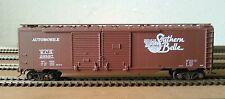 Athearn, 50' DD boxcar, Kansas City Southern (KCS), kit# 5031, rd# 20897, MWKD's
