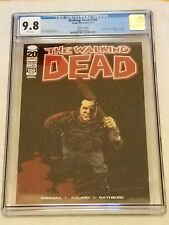Walking Dead #100 2nd Print Variant CGC 9.8 NM/MT Image 2012, 1st Negan, Lucille