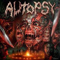 AUTOPSY - THE HEADLESS RITUAL   CD NEU