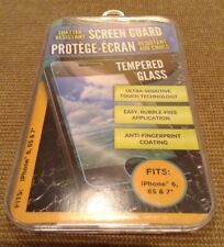 Shatter Resistant Screen Guard Fits iPhone 6 6s & 7 Tempered Glass