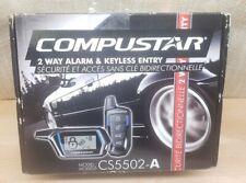 Compustar Cs5502-A Cs5502A 2Way Car Security System Keyless Entry Car Alarm