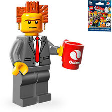 LEGO 71004 MINIFIGURES THE LEGO MOVIE SERIES #02 President Business