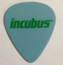 Incubus Blue Green Logo Guitar Pick