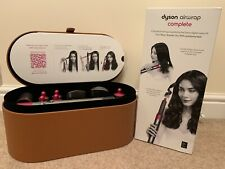 Dyson Airwrap Complete hair styler with 6 attachments