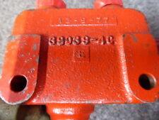 Cessna Hydraulic Valve 39039-4C-E, 39039 AAB
