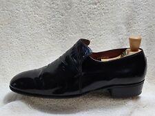 Grenson mens Loafers Formal shoes all Leather Black UK 9.5 EU 43.5