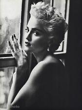 1986 Vintage 11x14 MADONNA Singer Pop Music Movie Photo Gravure Art ~ HERB RITTS