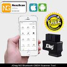 Bluetooth OBD2 Scanner MINI Code Reader Car Engine Check Tool