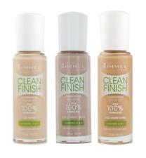Rimmel Clean Finish 100 Poreless Foundation 30ml 420 Warm Sand