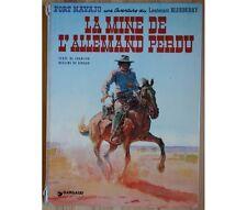 Charlier - Giraud - La mine de l'allemand perdu - Fort navajo une aventure du li