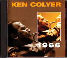 KEN COLYER - 1966 CD (NEW 2010 LAKE) Rare/ Prev Unreleased - Live, Germany 66