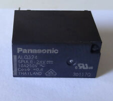 1 pc ALQ324 Relay 24V coil, 10A contact, SPST by Panasonic, same as G5Q-1A-24VDC