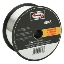 Harris .035 4043 Aluminum MIG Welding Wire 16 lb. Spool