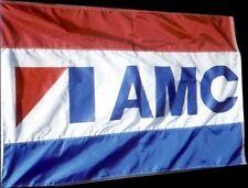 AMC Dealers Flag AMX Javelin Gremlin Jeep Hornet car cruise show swap meet