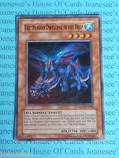 The Dragon Dwelling In The Deep ABPF-EN086 Super Rare Yu-gi-oh Card New (U) Mint