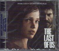 THE LAST OF US SOUNDTRACK SEALED CD NEW 2013 GUSTAVO SANTAOLALLA