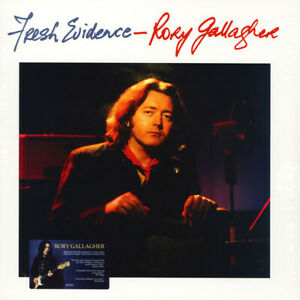 Rory Gallagher – Fresh Evidence [12'' VINYL] NEW & SEALED