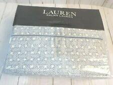 Ralph Lauren Spencer Basketweave 4 pc QUEEN Sheet Set NEW $145- FREE 2 DAY FEDEX