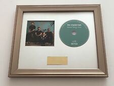PERSONALLY SIGNED/AUTOGRAPHED THE CRANBERRIES - SOMETHING ELSE FRAMED CD. RARE