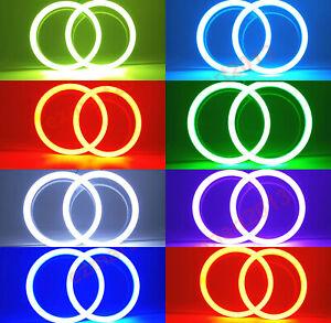 cotton RGB halo ring kit for Subaru Impreza WRX STI 2003-18 LED Demon angel eye