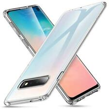 Crystal Clear Soft TPU Slim Gel Silicone Case Back Cover For Samsung Galaxy S10