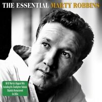 MARTY ROBBINS (2 CD) THE ESSENTIAL D/Remaster CD ~ GREATEST HITS~BESST OF *NEW*