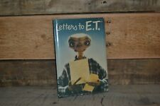 Letters to E.T. (1983) Hardcover Book - New