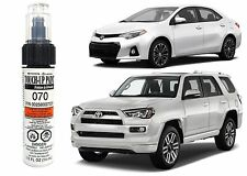 Genuine Toyota 00258-00070-21 White Touch-Up Paint Pen Blizzard Pearl 070 New(Fits: Toyota)