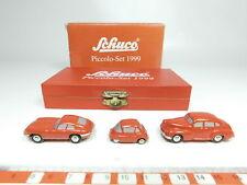 bh31-0, 5 #Schuco Piccolo 1:90 01239 Set 1999: Jaguar + BMW Isetta + Opel OVP
