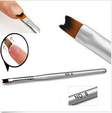 Acrylic Nail Painting Drawing French Tips Manicure Pen Brush Luxury Stylish