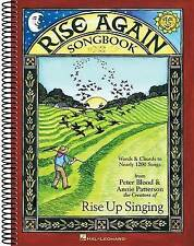 NEW Rise Again Songbook: Words & Chords to Nearly 1200 Songs Spiral-Bound