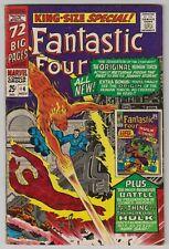 L8830: Fantastic Four Annual #4, Vol 1, F/f+ Condition