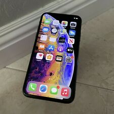 Apple iPhone XS - 512GB - Space Gray - Unlocked Model MT9A2LL/A