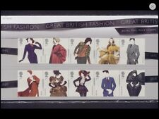 NEUF-Great British Fashion 2012-Royal Mail Comme neuf STAMPS