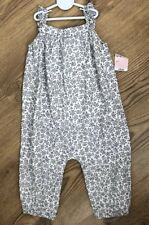 Mothercare Baby Girl Summer Jumpsuit 12-18 Months